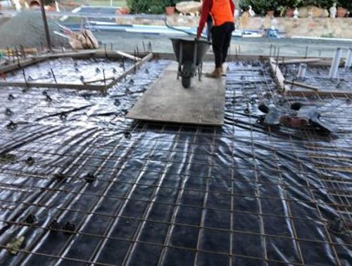 canberra concretor